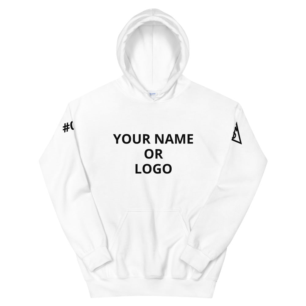 Fully Customizable Jersey Style Hoody