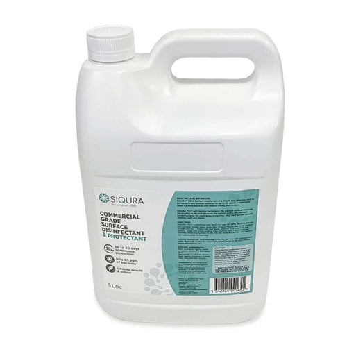 5L Siqura Surface Sanitiser & Disinfectant Commercial Grade
