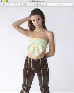 Lilli bandana top