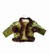 Load image into Gallery viewer, Chelsea Fur Bolero (Pre-Order)