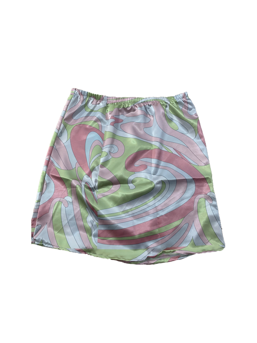 Anali Pastel Mini Skirt