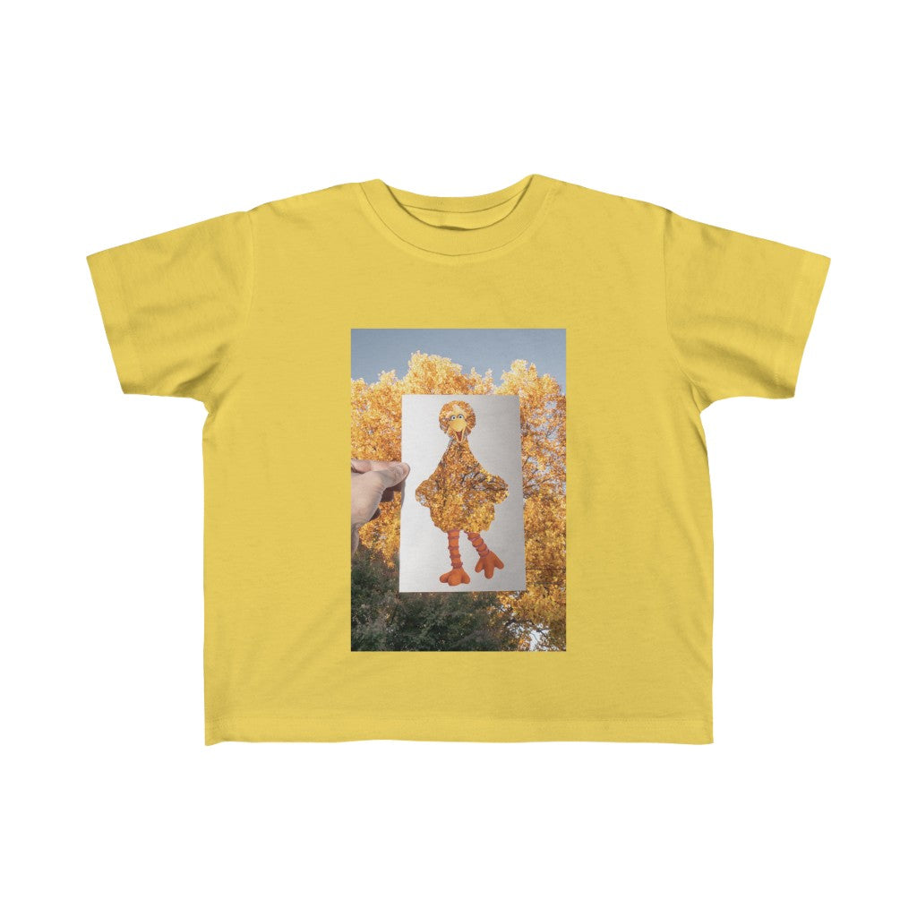 Big Bird + Tree - Sesame Street Kid's Tee