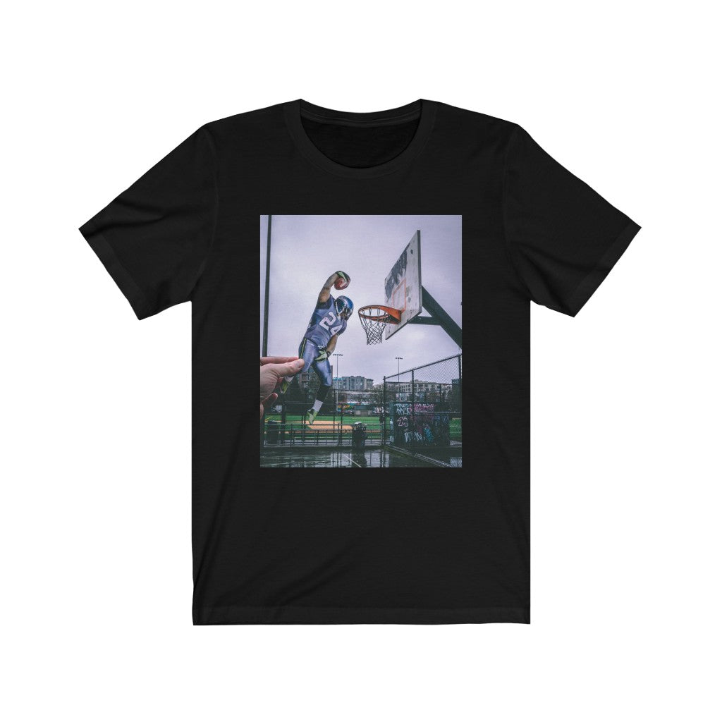 Marshawn Lynch Dunk - Men's Tee