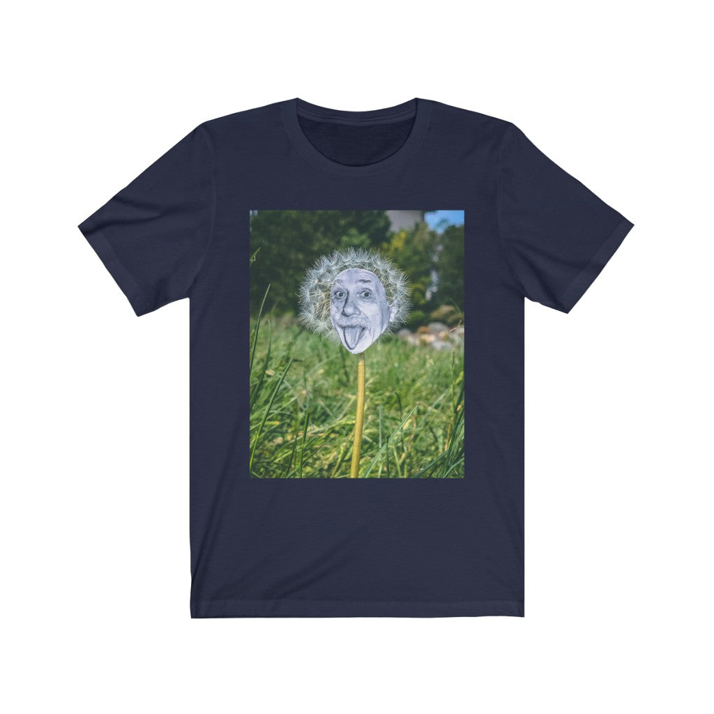 Einstein + Dandelion - Men's Tee