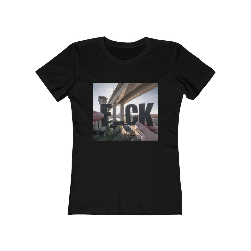 The West Seattle Bridge is Fucked - Women's Tee