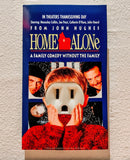 Home Alone Street Art Sticker