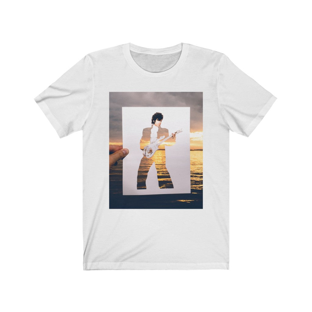 Prince + Puget Sound Sunset - Men's Tee