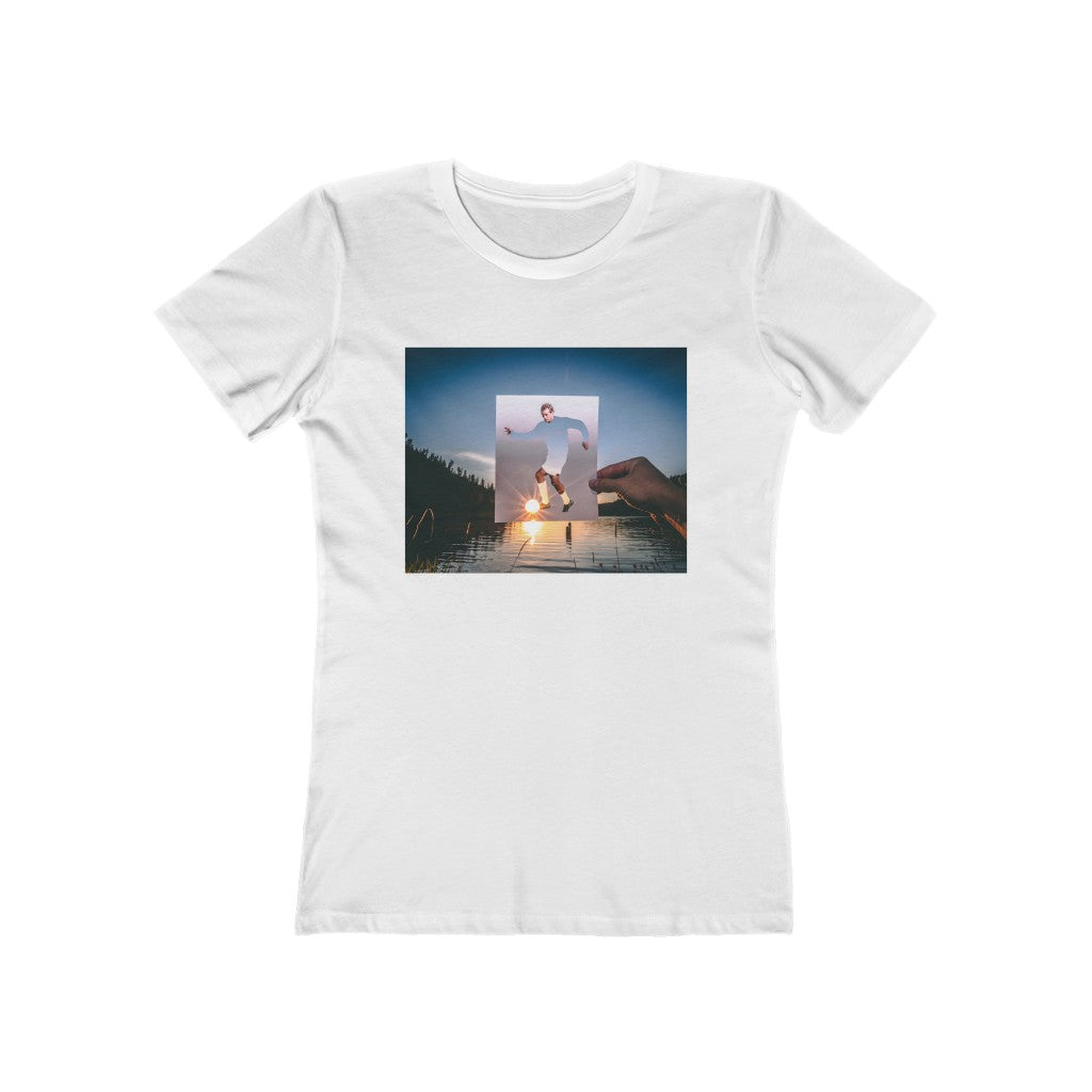 Daniel Phelps + Sunset - Women's Tee