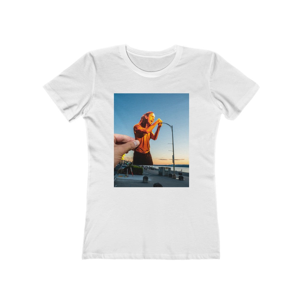 Eddie Vedder + Alki Beach Street Light - Women's Tee
