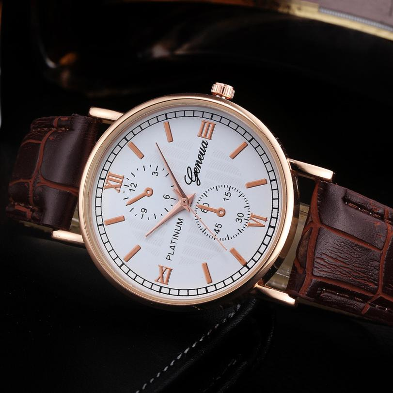 Classic Design Business Watches Men