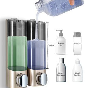 Liquid Soap Dispenser Wall Mount 300ml