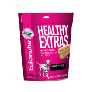 Eukanuba Healthy Extras Adult Medium & Large Breed 0.341Kg - Premios Perro Adulto Raza Mediana y Grande