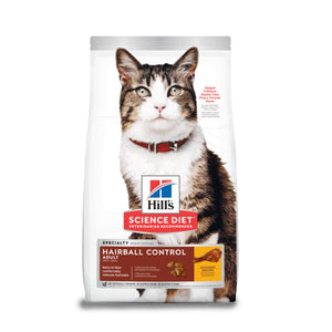 Hill's Science Diet Felino Adult Hairball Control - Alimento Seco Gato Adulto