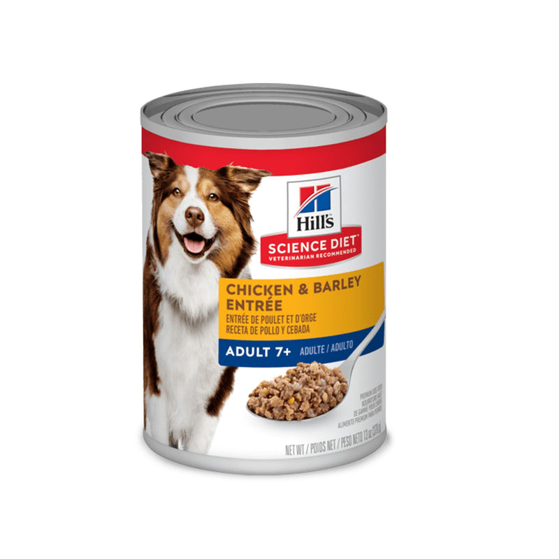 Hill's Science Diet Adult 7+ Lata 0.37kg - Alimento Húmedo Perro Senior