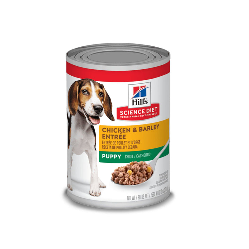 Hill's Science Diet Puppy 0.37kg - Alimento Húmedo Cachorro