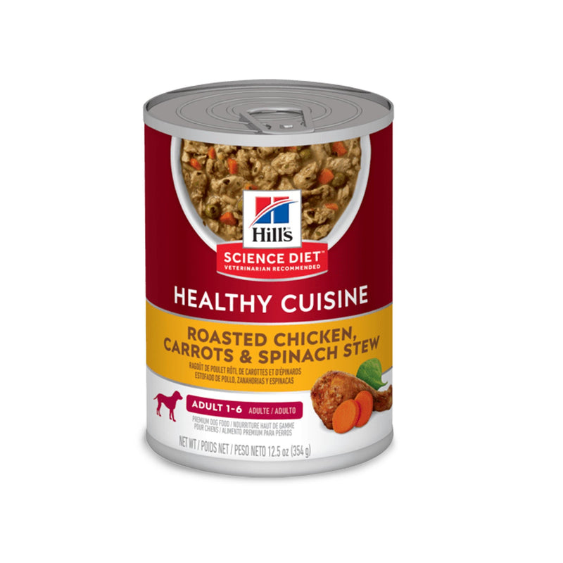 Hill's Science Diet Healthy Cuisine Adult 0.35kg - Alimento Húmedo Adultos