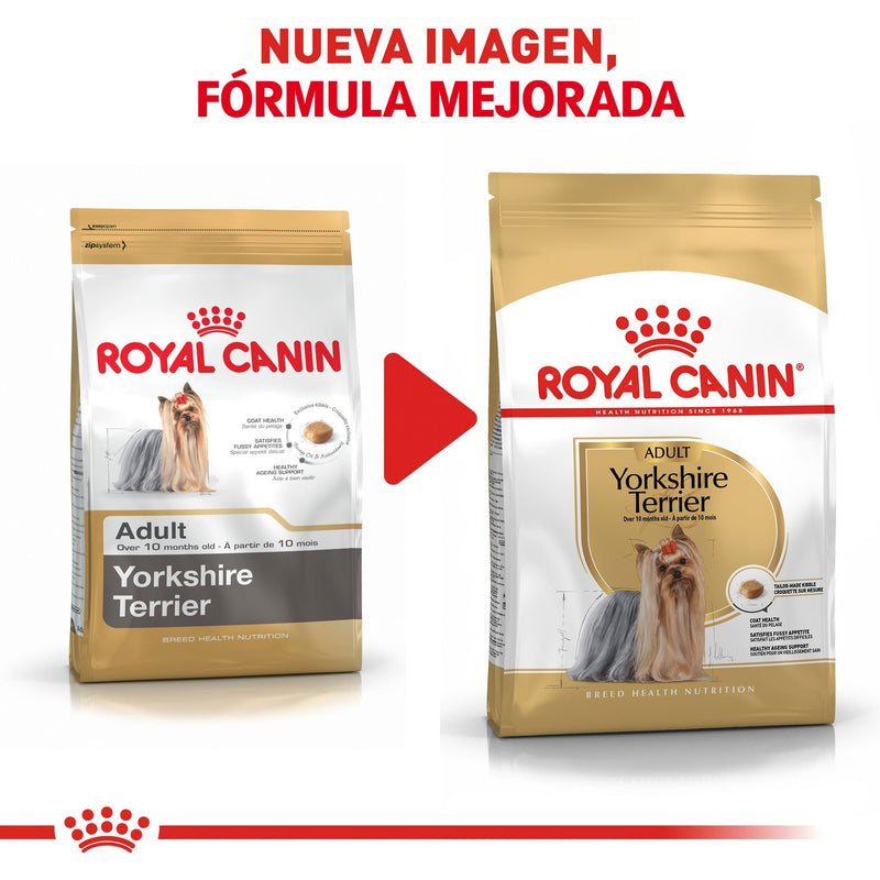Royal Canin Yorkshire Terrier Adulto 1.13kg - Alimento Seco Yorkshire Terrier Adulto