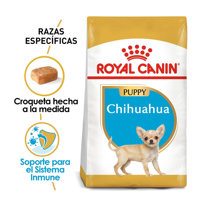 Royal Canin Chihuahua Puppy 1.13kg - Alimento Seco Chihuahua Chachorro