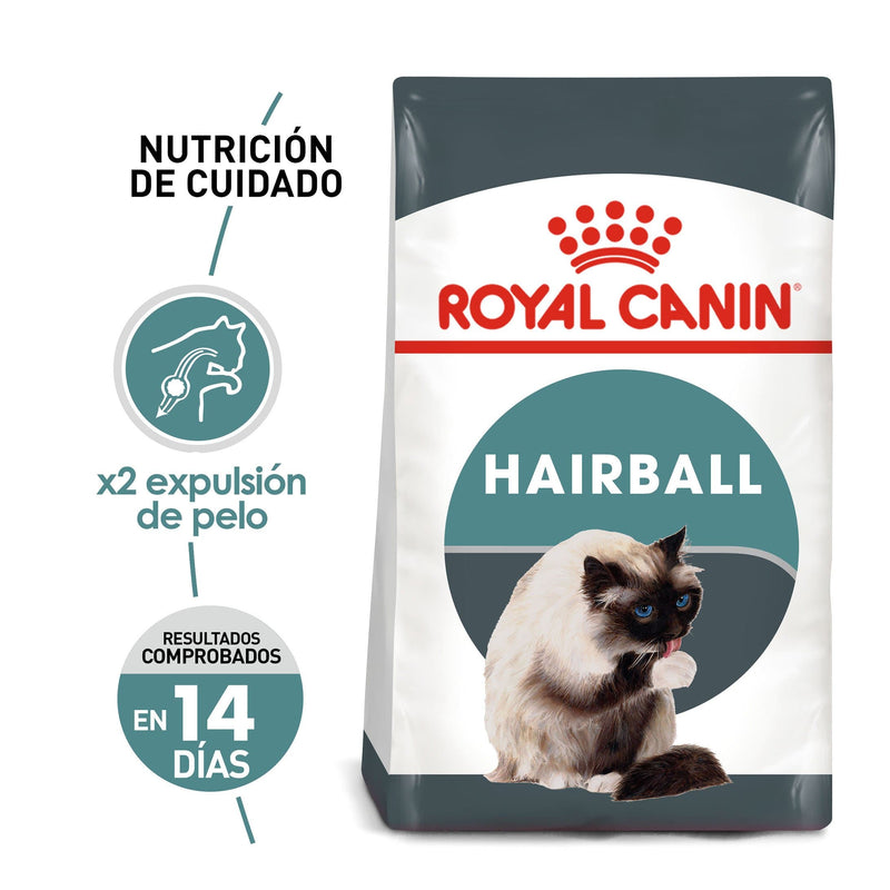 Royal Canin Indoor Intense Hairball 2.72 kg- Alimento Seco Gato Adulto