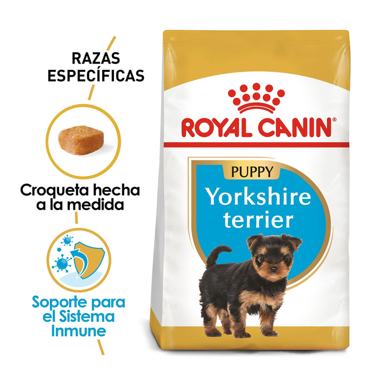 Royal Canin Yorkshire Terrier Puppy 1.13kg - Alimento Seco Yorkshire Terrier Cachorro