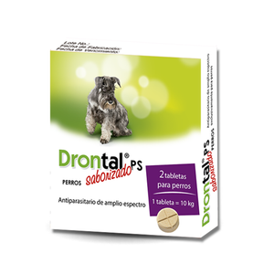 Bayer Drontal Plus Flavour 24 tabletas - Farmacia Perro