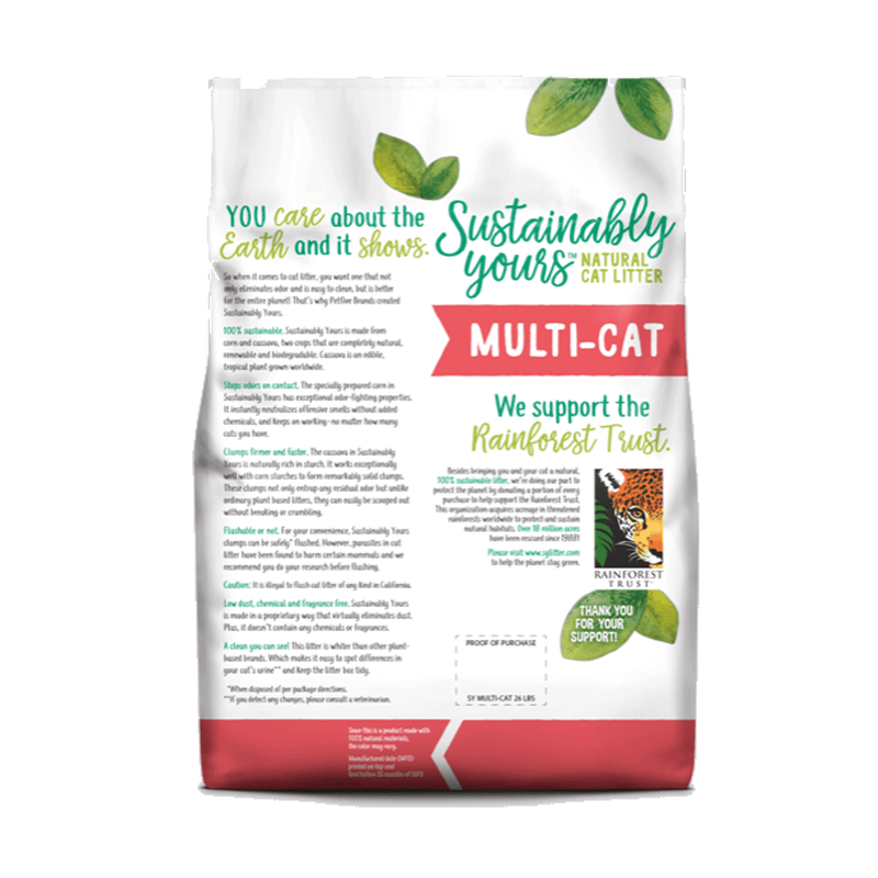 Sustainably Yours Multi-Cat - Accesorios