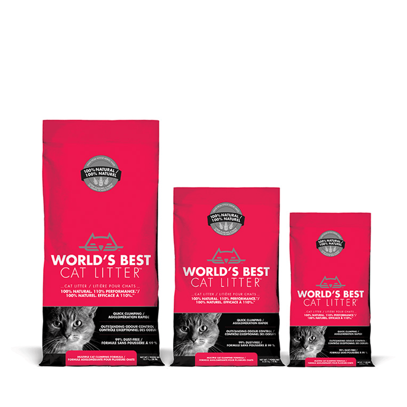 World's Best Cat Litter Multiple - Arena para Gato