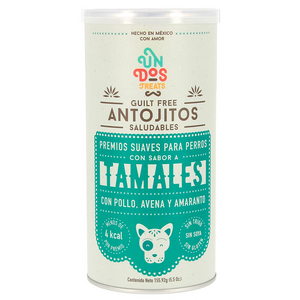 Guilt Free Antojitos Saludables - Tamales
