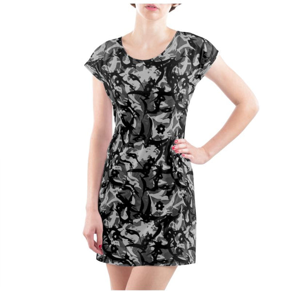 Steel UWS Ladies T Shirt Dress