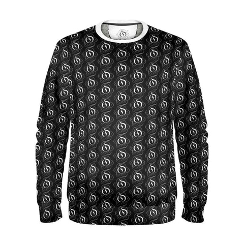 White on Black EOP Sweatshirt