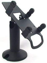 Load image into Gallery viewer, Ingenico IPP 350 Swivel and Tilt Metal Terminal Stand-Adhesive Pad or Screw Mount Plus 3 Year Warranty