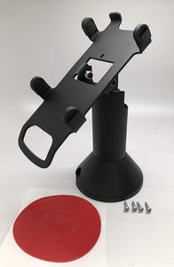 Ingenico IPP 350 Swivel and Tilt Metal Terminal Stand-Adhesive Pad or Screw Mount Plus 3 Year Warranty