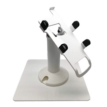 Load image into Gallery viewer, DCCS Freestanding Swivel and Tilt First Data FD-35 & Clover FD-40 Terminal Stand (White)
