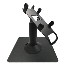 Load image into Gallery viewer, DCCS Freestanding Swivel and Tilt Ingenico Lane/5000 Terminal Stand