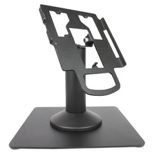 Load image into Gallery viewer, DCCS Low Profile Freestanding Swivel and Tilt Pax Px5 Terminal Stand