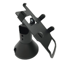 Load image into Gallery viewer, DCCS Low Swivel and Tilt Verifone Vx805 Terminal Stand, Screw-in and Adhesive