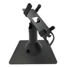 Load image into Gallery viewer, DCCS Freestanding Swivel and Tilt Ingenico ICT220/250 Terminal Stand with Square Plate