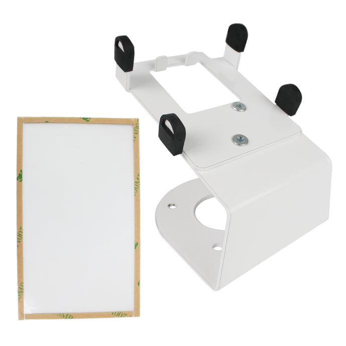 DCCS Fixed Clover Flex Terminal Stand with Screen Protector - Screw-in and Adhesive