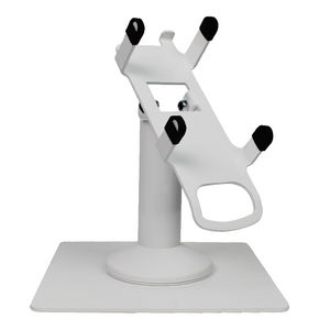 DCCS Freestanding Swivel and Tilt Dejavoo Z8/Z11 Terminal Stand (White)
