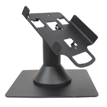 Load image into Gallery viewer, DCCS Freestanding Swivel and Tilt Ingenico ISC 250 Terminal Stand