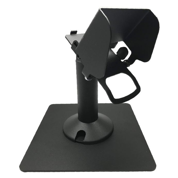 DCCS Freestanding Swivel and Tilt Miura M010 PIN Pad Stand with PIN Shield