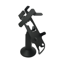 Load image into Gallery viewer, DCCS Swivel and Tilt Stand Pax S80 Terminal Stand, Screw-in and Adhesive, Key Locking Mechanism