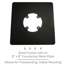 Load image into Gallery viewer, DCCS Freestanding Swivel and Tilt Castles Vega3000 PIN Pad Stand