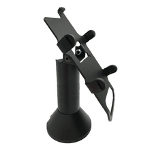 Load image into Gallery viewer, DCCS Freestanding Swivel and Tilt Vx820 Terminal Stand with Round Plate
