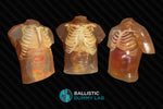 Ballistic Gel Headless Torso