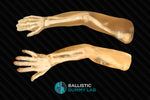 Ballistic Gel Arm