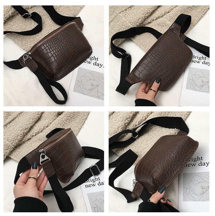 Crocodile Bag (6 colors)