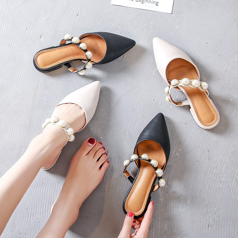 Clerra Heels (2 colors)