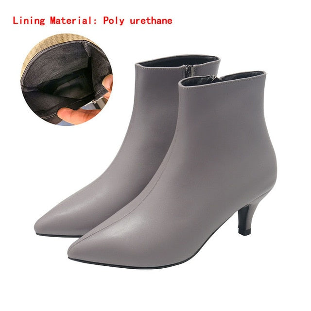 Palermo Boots (4 colors)