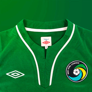 New York Cosmos away 2011/12